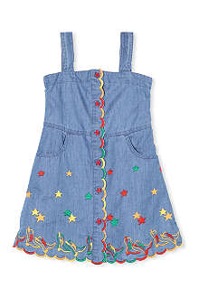 STELLA MCCARTNEY Norma denim dress 3-14 years