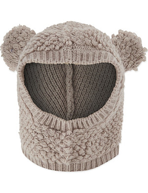STELLA MCCARTNEY Ozzy Rabbit wool hat S-L