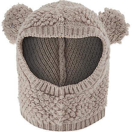 STELLA MCCARTNEY Ozzy Rabbit wool hat S-L (Snow
