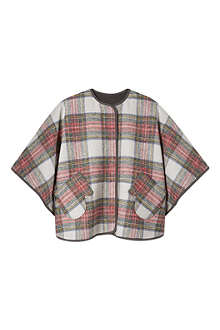 STELLA MCCARTNEY Florence double ace cape 8-14 years