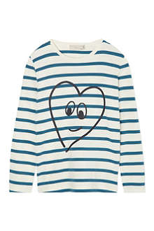 STELLA MCCARTNEY Shirley heart t-shirt 2-14 years
