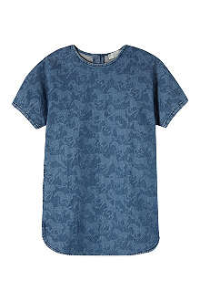 STELLA MCCARTNEY Bess horse print dress 2-14 years