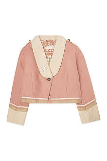 STELLA MCCARTNEY Peony Wool Jacket