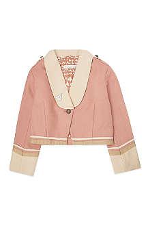 STELLA MCCARTNEY Peony Wool Jacket