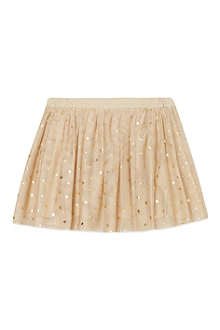 STELLA MCCARTNEY Honey heart print skirt 2-14 years