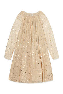 STELLA MCCARTNEY Misty heart print dress 2-14 years