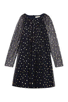 STELLA MCCARTNEY Misty heart dress 2-14 years