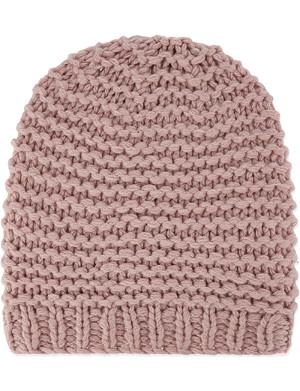 STELLA MCCARTNEY Marshmallow hat S-L