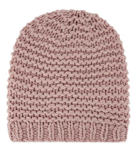 STELLA MCCARTNEY Marshmallow hat S-L (Marshmallow