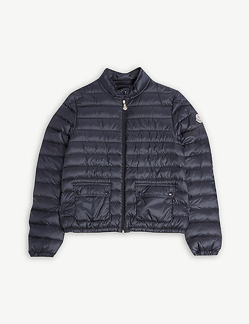 MONCLER Lans quilted jacket 4-14 years