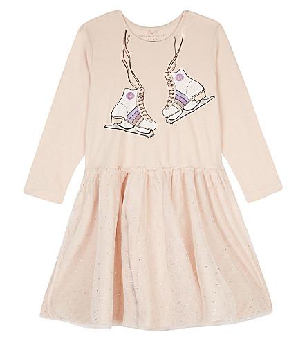 STELLA MCCARTNEY Primrose tutu dress 4-16 years (Pearl+pink