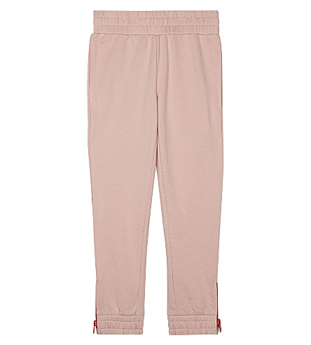 STELLA MCCARTNEY Melba cotton trousers 4-16 years (Dusty+rose