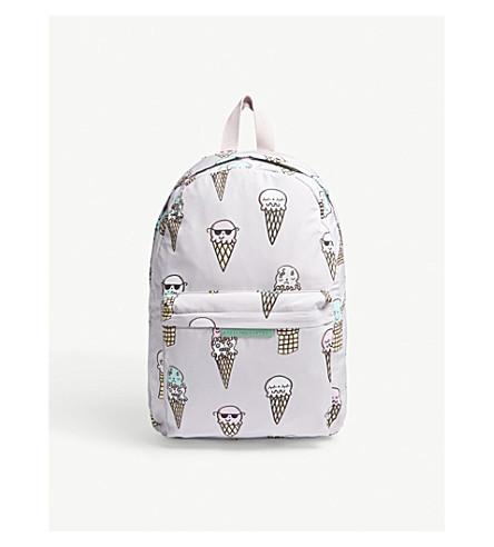STELLA MCCARTNEY Bang ice cream backpack (Icecream