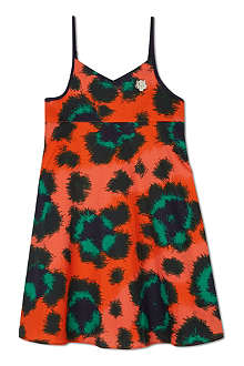 KENZO Leopard print dress 6-16 years