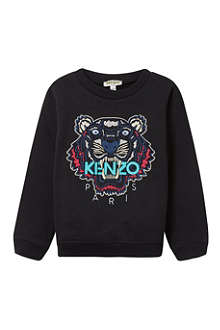 KENZO Tiger jumper 4-16 years
