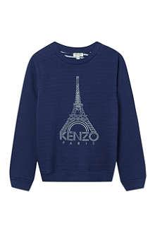 KENZO Eiffel tower jumper 4-16 years