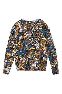KENZO Tiger cardigan 4-16 years