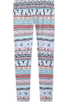 KENZO Multi-print leggings 4-16 years