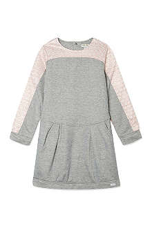 KENZO Jacquard sweat dress 4-14 years