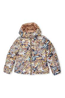 KENZO Kenzo rvrsble aop tiger jacket