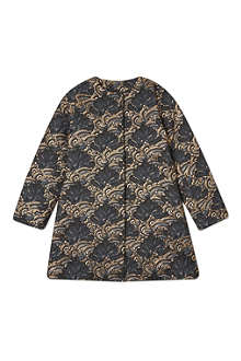 KENZO Metal oriental dress coat