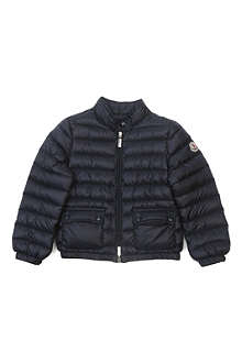 MONCLER Ilans quilted bomber jacket 8-14 years