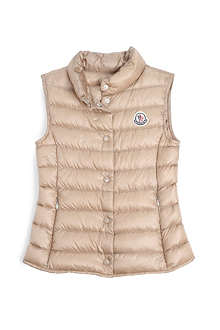 MONCLER Liane quilted gilet 8-14 years