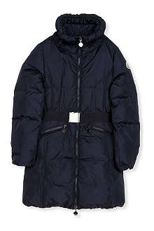 MONCLER Long fitted front coat 8-14 years