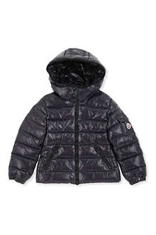 MONCLER Bady shiny hooded coat 8-14 years