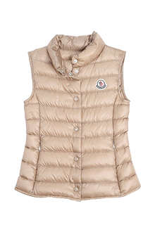 MONCLER Liane quilted gilet 2-6 years