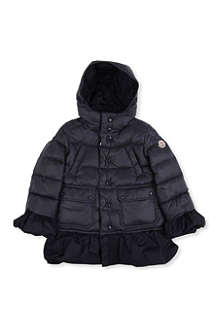 MONCLER Hemsleeve detail coat 2-6 years