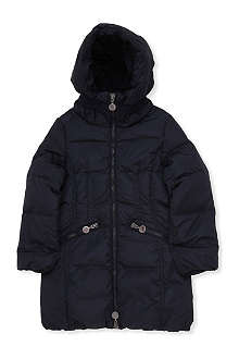 MONCLER Long fitted front coat 2-6 years