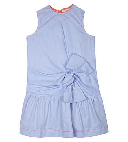 ROKSANDA ILINCIC Arana sleeveless cotton dress 4-12 years (Blue