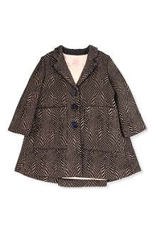 ROKSANDA ILINCIC Two pocket wool coat 2-10 years