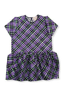 ROKSANDA ILINCIC Check dress 2-10 years