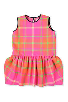 ROKSANDA ILINCIC Roksanda Ilincic check dress 2-10 years