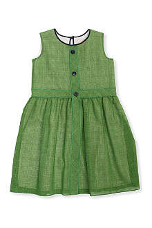 ROKSANDA ILINCIC Button front dress 2-10 years
