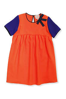 ROKSANDA ILINCIC Contrast sleeve dress 2-10 years