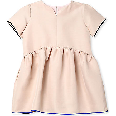 ROKSANDA ILINCIC Talya satin ruffle dress 2-10 years (Blush
