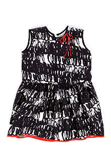 ROKSANDA ILINCIC Scribble-print dress 2-8 years