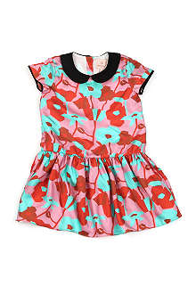 ROKSANDA ILINCIC Camouflage floral dress 2-8 years