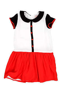 ROKSANDA ILINCIC Colourblock dress 2-8 years