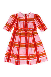 MARNI Checked dress 4-12 years