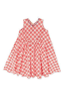 MARNI Floral pleat dress 4-12 years