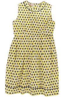 MARNI Star print dress 4-12 years