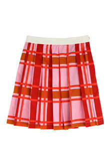 MARNI Checked skirt 4-12 years