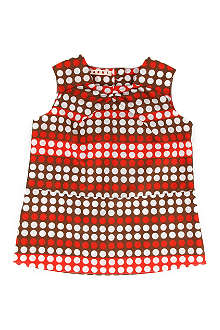 MARNI Spotted blouse 4-12 years