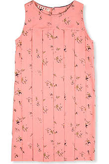 MARNI Silk pleated dress 4-12 years