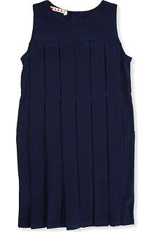 MARNI Pleated front dress