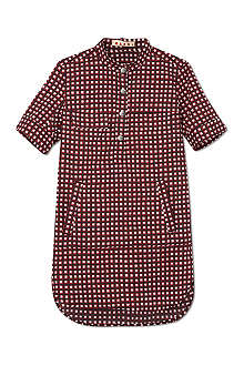 MARNI Shirt button dress 4-12 years